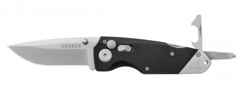 /Obsidian Multi-function Folding Knife