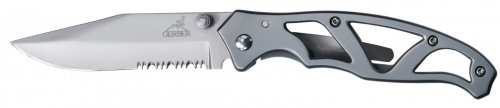 /Paraframe I - Stainless, Serrated